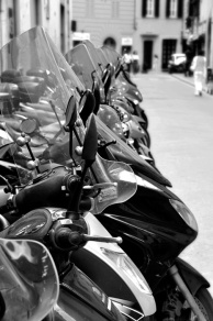 Rome scooters