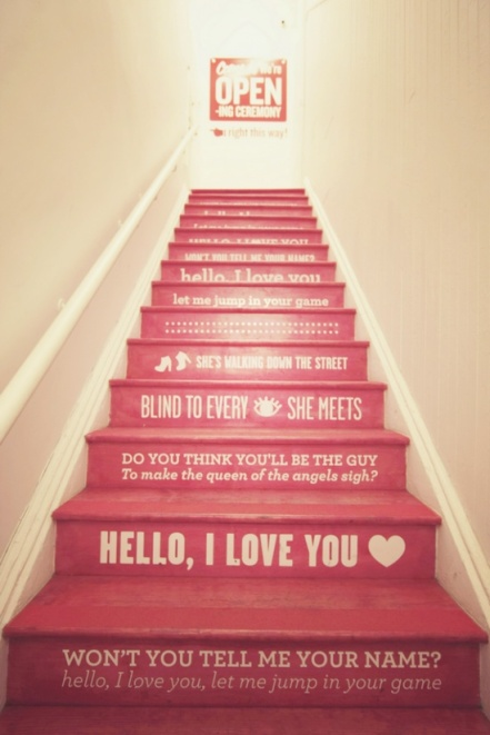 quote stairs