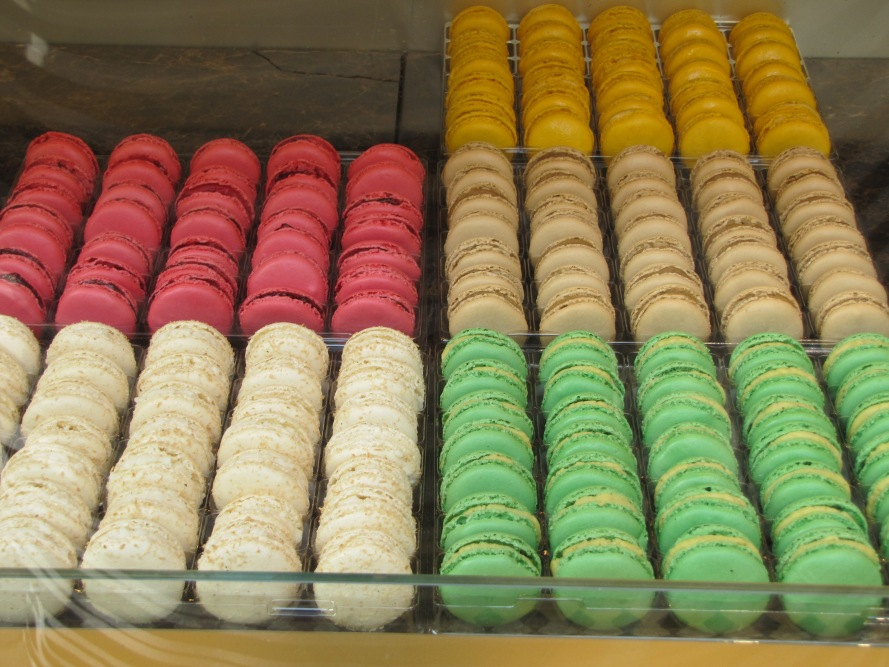 macarons in Lille