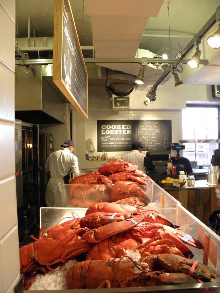 Lobster Chelsea Market