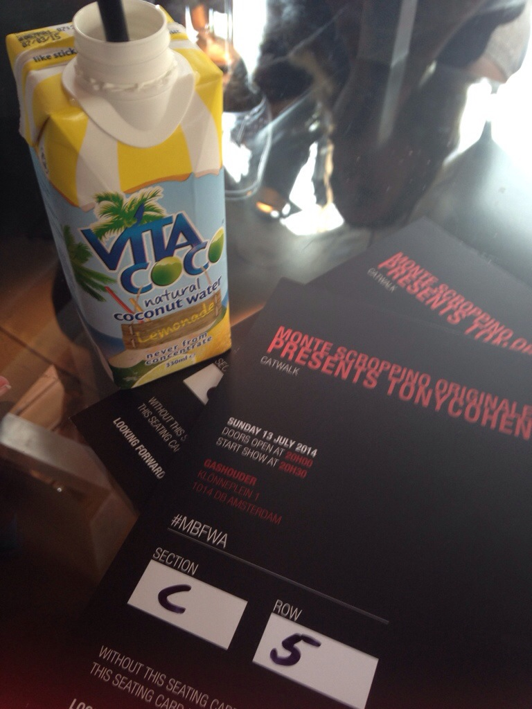 Fashion Week Vita Coco
