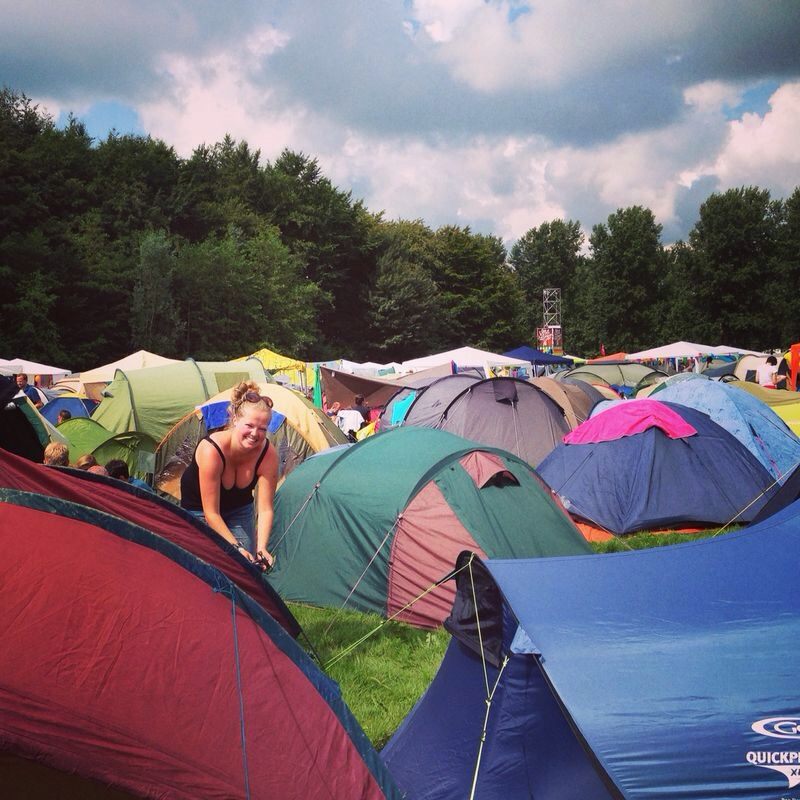 Camping 7 Lowlands