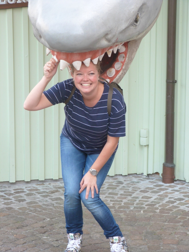 Sheelagh vs. Shark