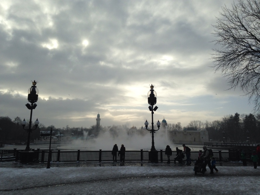 Fata Morgana Winter Efteling SheelaghMairi