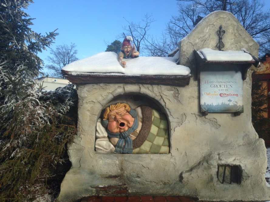 Winter Efteling SheelaghMairi