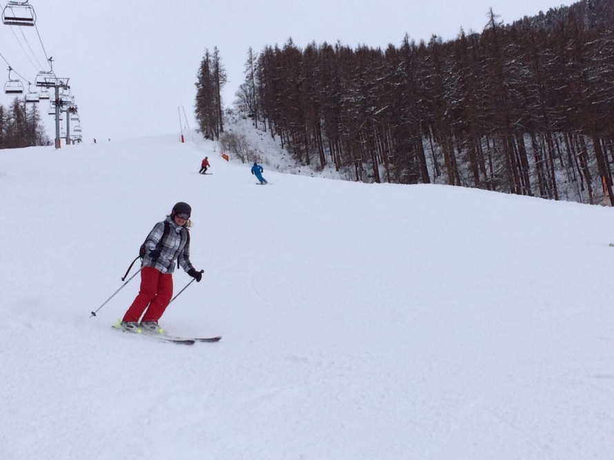 Serre Chevalier Sheelagh