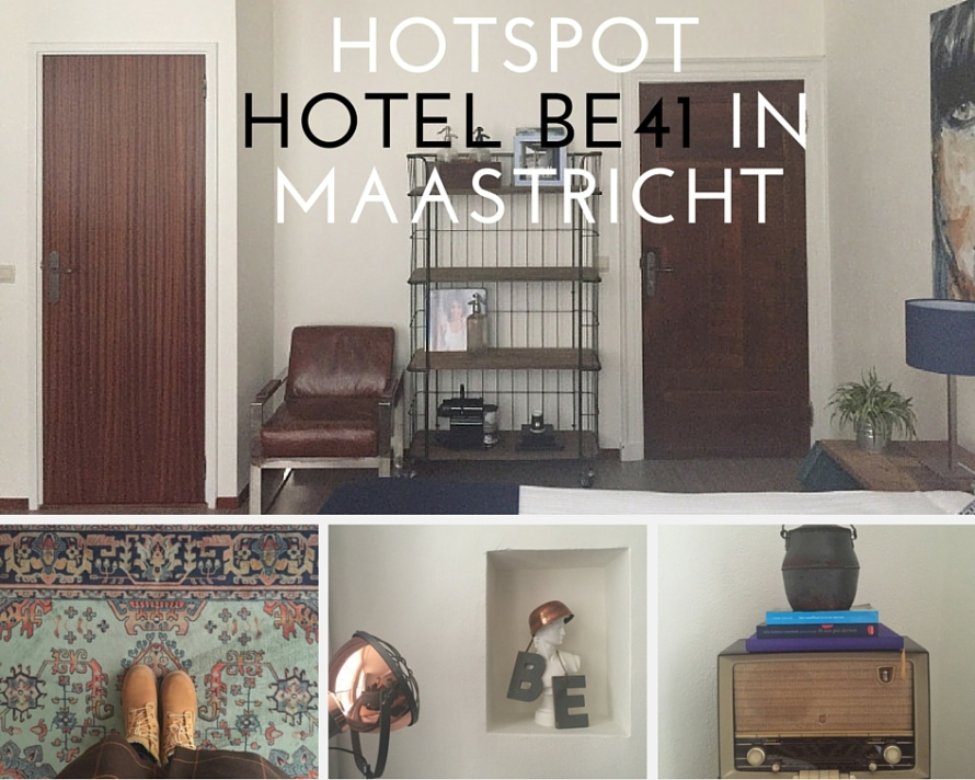 Hotel BE41 Maastricht
